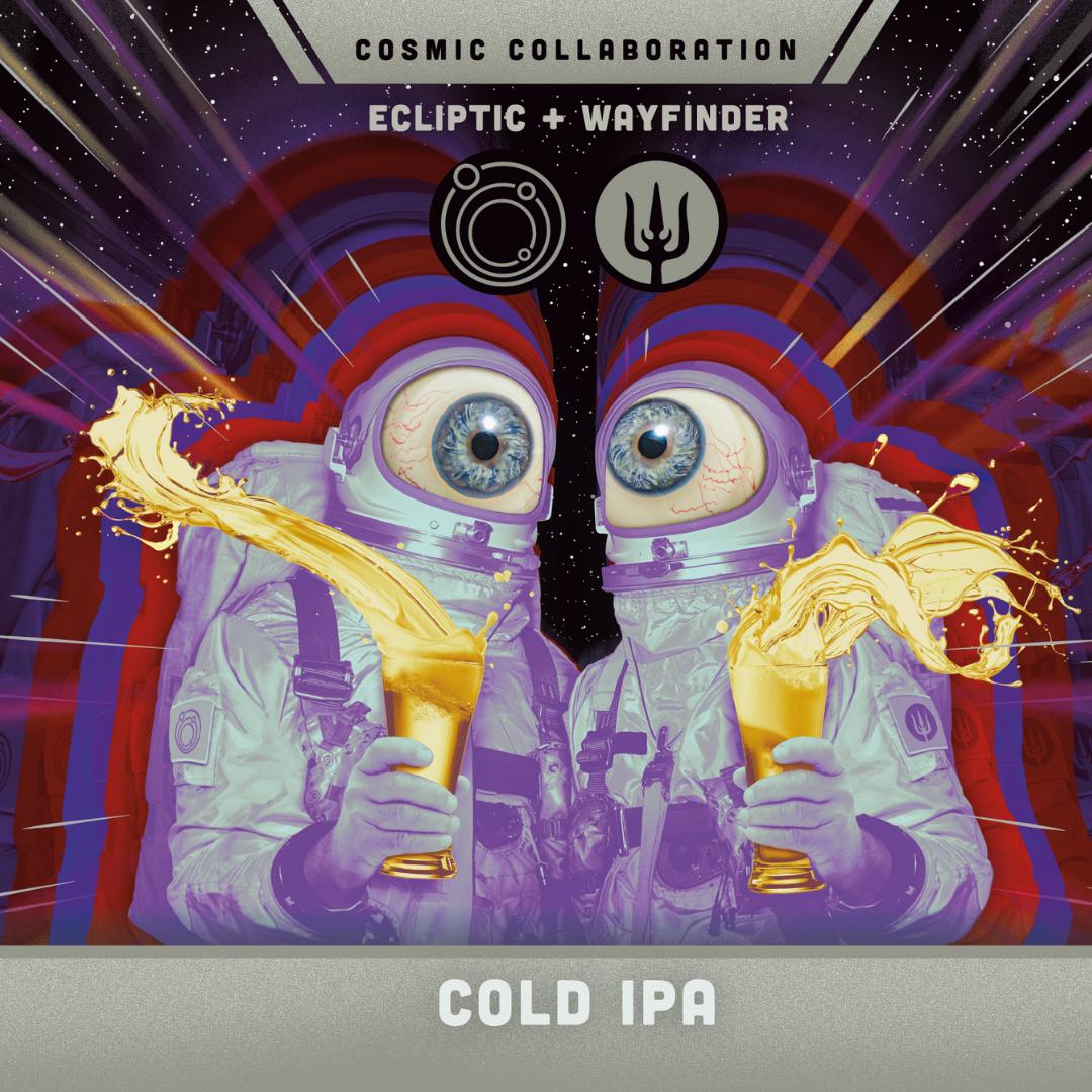 Ecliptic / Wayfinder Cold IPA