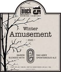 Block 15 / de Garde Brewing Winter Amusement