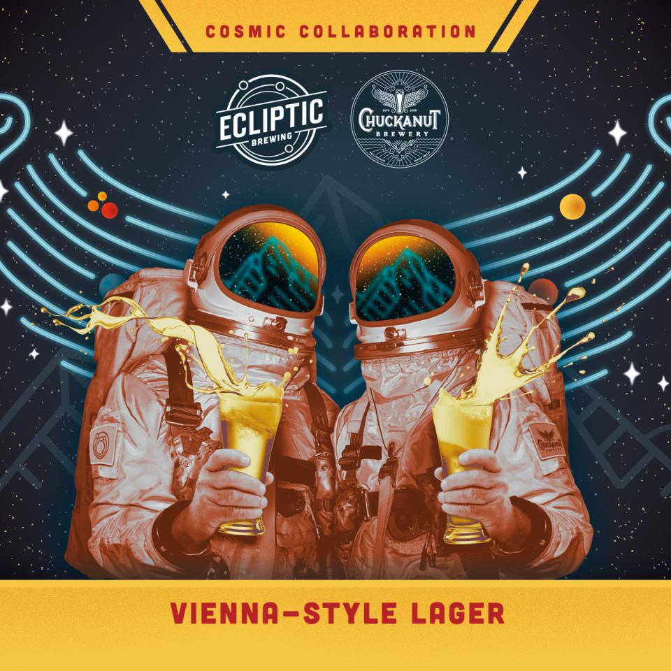 Ecliptic/Chuckanut Vienna Lager