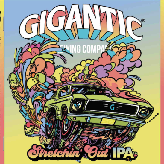 Gigantic/E9 Stretchin' Out