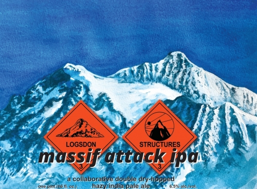 Logsdon Farmhouse Ales/Structures Massif Attack