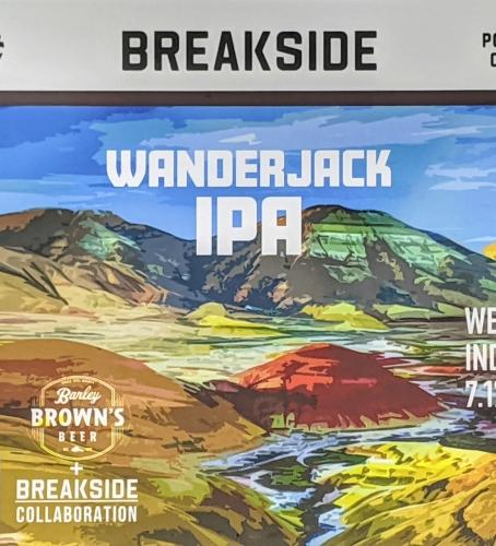 Breakside/Barley Brown Wanderjack